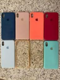 Título do anúncio: Vendo capinha de iPhone XS Max