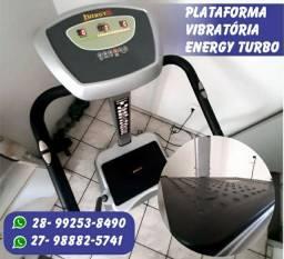 Plataforma Vibratória Energym Turbo Charge