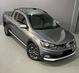 VW SAVEIRO CROSS CE - 2017 No Boleto!