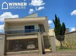 Título do anúncio: Venda   Sobrado com 280,00 m², 4 dormitório(s), 2 vaga(s). Jardim Santa Alice, Arapongas