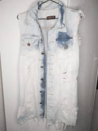 Título do anúncio: Colete jeans