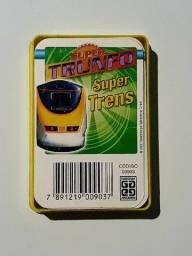 Card Super Trunfo Coleção Antigo Grow Super Trens 00903 Original