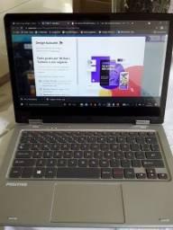 Notebook touch 2 em1