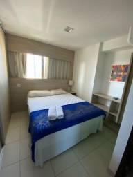 Alugo apt de 2 quartos mobiliado em boa viagem, próx ao shopping recife R$:3.000
