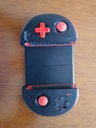 Controle joystick sem fio bluetooth Ipega Red Knight PG-9087