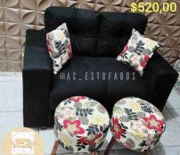 Título do anúncio: Kits sofás popular