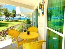 Título do anúncio: RD- Flat Térreo/ Beira Mar/ Com Garden