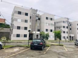 Condomínio Florata pronto para morar com 2/4 aceito Contrato de Gaveta