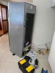 Técnico Refrigeração { Conserto de Geladeiras }