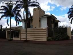 Título do anúncio: Venda   Casa com 350 m², 4 dormitório(s), 6 vaga(s). Jardim Vale Das Perobas, Arapongas