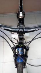 Bicicleta Mosso alumínio aro 26 tamanho 18.