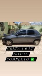 Celta 1.0 LT 11/12 completo