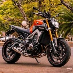 Título do anúncio: Yamaha 2015 MT 09