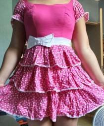 Vendo vestido de quadrilha