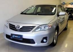 Título do anúncio: Corolla 1.8 automatico 2013 GNV
