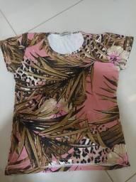 Título do anúncio: T shirt feminina