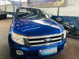 Ford ranger xlt  2.5 flex 4x2