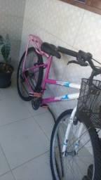bicicletas em perfeito estado