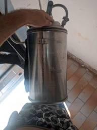 pulverizador inox guarani impermeabilização
