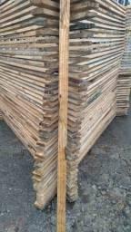 Título do anúncio: Ripa de Pinus peça 2.5m unidade por R$2,49