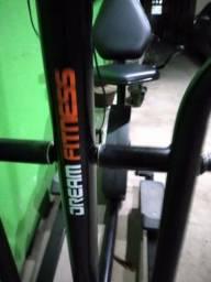 Título do anúncio: Vendo essa bicicleta ergométrica nova valor 750