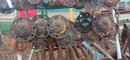 Título do anúncio: Semi eixos MB 2325/2213/Cargo 2425/Ford 22000 Longa ...
