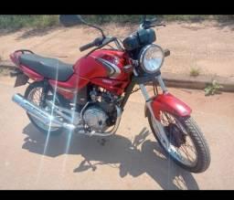 Título do anúncio: Alugo moto ybr 125
