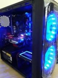 Título do anúncio: PC GAMER HD 6570 2 GB DDR5 128 BITS