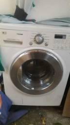 Título do anúncio: Máquina de lavar roupa lava e seca LG trom