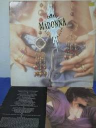 LP/Disco de Vinil: Madona - Like A Prayer - 1989