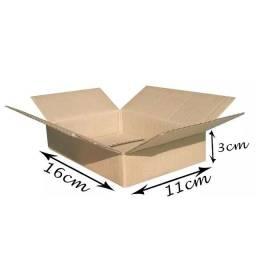50 Caixas de papelão envio correio e-commerce