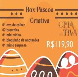Box Páscoa Criativa