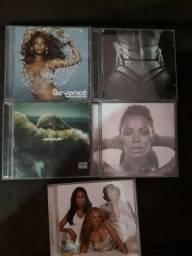 5 CDs de Beyoncé