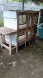 Vendo gaiola criação pinto ou venda galinha