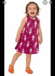 Título do anúncio: Vestido novo tamanho 8 anos KYLY