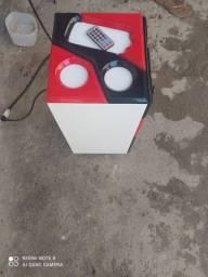 Caixa de som personalizada completa !