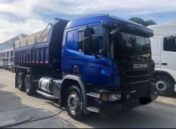 Vendo Scania P250 Caçamba 2015