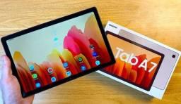 """Título do anúncio: Galaxy Tab A7 Tela 10.4"""", Octa Core, 64GB, GPS, Só Wi-Fi, Novo, Caixa, Nota e Gar"""