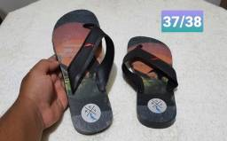 Título do anúncio: Sandália da Reserva tamanho 37/38
