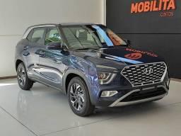 Título do anúncio: Hyundai Creta  1.0L TGDI AT LIMITED D02