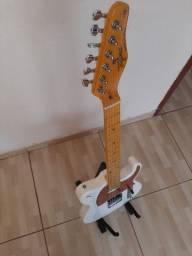 Título do anúncio: Guitarra telecaster