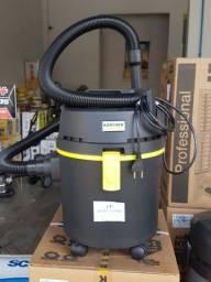 Título do anúncio: Aspirador de pó e líquido NT 585 Basic - Novo