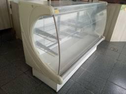 Expositor refrimate horizontal refrigerado