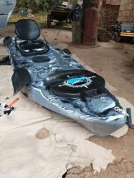 Título do anúncio: Vendo caiaque barracuda 2020 / 2021