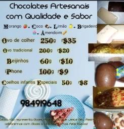 Chocolates Artesanais