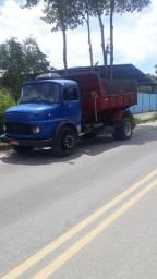 Vendo caminhão bascula
