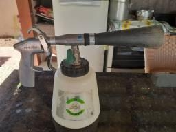 Pistola tormadora ideal pra lava jato pra fazer higienização