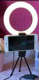 Título do anúncio: Ring Light com suporte p celular