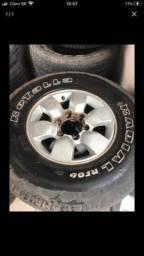 Título do anúncio: Todas com pneu Hilux