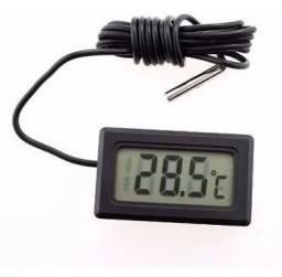 Título do anúncio: Termômetro Digital Lcd Aquário Estufa Freezer Chocadeira